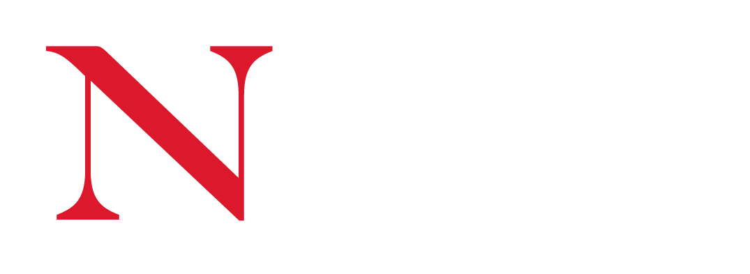 Northeastner N.U.in Logo