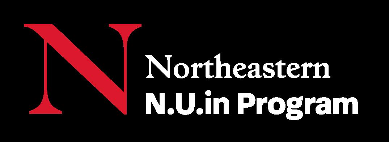 Northeastner N.U.in Logo
